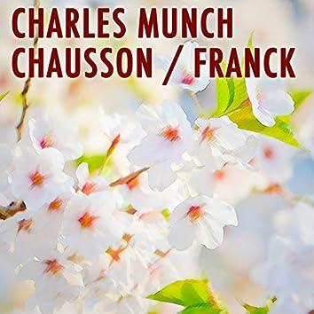 Chausson / Franck