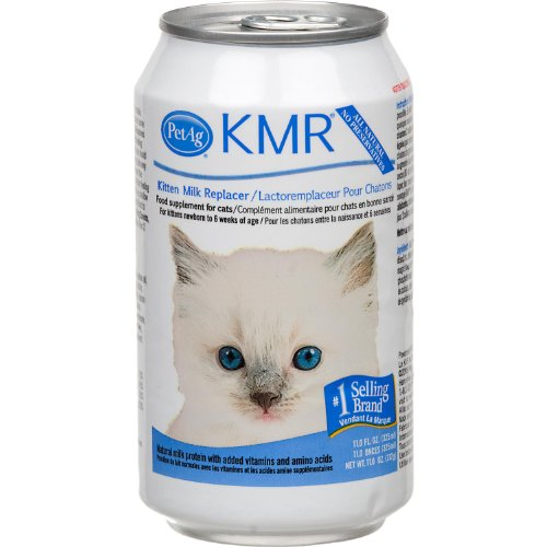 KMR Liquid Replacer for Kittens & Cats, 11oz can [Misc.] by KMR