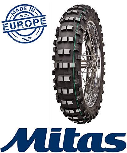 MITAS 140/80-1870R ef-07Super Light TT–80/80/R1870R–A/A/70dB–Motorrad Reifen