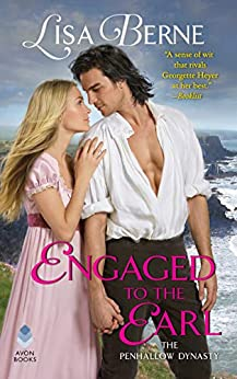 Engaged to the Earl: The Penhallow Dynasty by [Lisa Berne]