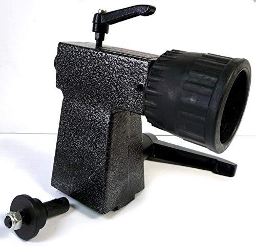 Purchase KornKan Deluxe Mini Wood Lathe Tailstock 8 Swing x 1-1/2 Travel MT1 Bore Cast Iron New
