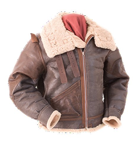 Preisvergleich Produktbild US B3 Eastman Flight Jacket Fliegerjacke .50 Cal Leatherjacket (40)