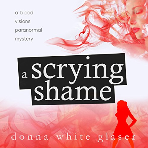 A Scrying Shame audiobook cover art