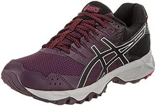 ASICS Women's Gel-Sonoma 3 Running Shoe, Winter Bloom/Black/Mid Grey, 5.5 Medium US