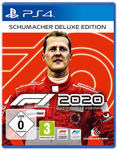 Codemasters F1 2020 Schumacher Deluxe Edition (Playstation 4)