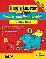 Spiele. Deutsch und Mathematik für die 1. Klasse. CD-ROM für Windows, Mac