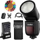 Godox V1 - Flash TTL HSS 1/8000 para Sony