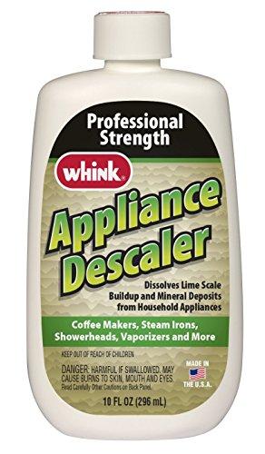 Whink Appliance Descaler, 10 Fluid Ounce