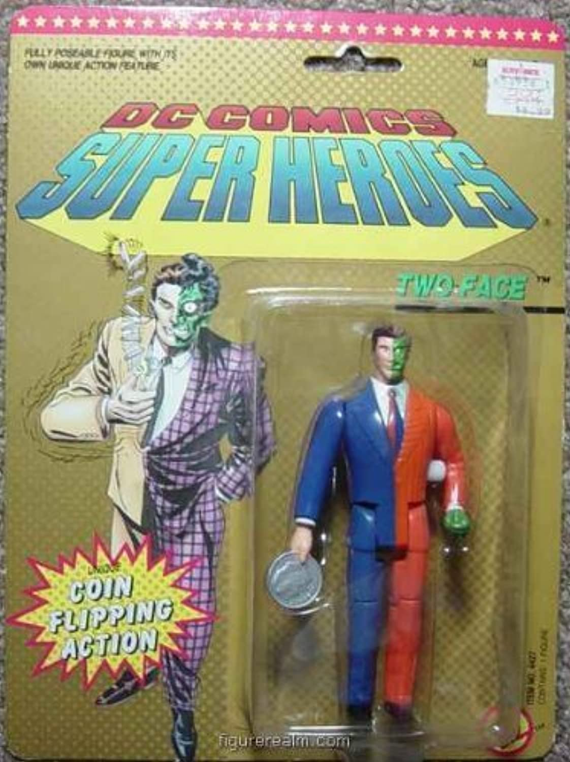DC Comics Super Heroes Two-Face Action Figure by DC