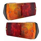 BAJATO: Cola Trasera Sistema Intermitente Luz Lámpara LH Y RH Massey Ferguson MF-200,300-374, 375E Tractor Y Otros Tractores- 11001703