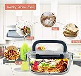 Zoom IMG-2 tapusen contenitore per alimenti elettrica