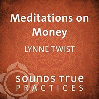 Meditations on Money audiobook cover art