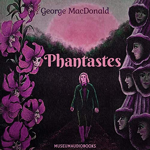 Phantastes audiobook cover art