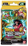 Dragon Ball Super Card Game - Deck de Démarrage DE 51 Cartes : The Crimson Saiyan - Version Francaise