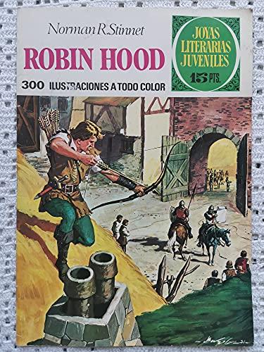 ROBIN HOOD. Joyas literarias juveniles núm. 34