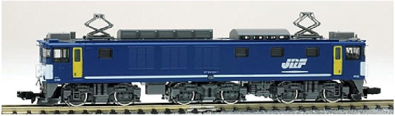 J.R. Electric Locomotive Type EF641000 (Japan Freight Railway Renewaled Design Hiroshima Factory color) (Model Train)