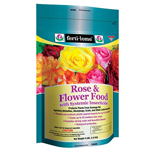 fertilome Rose And Flower Dry Plant Food