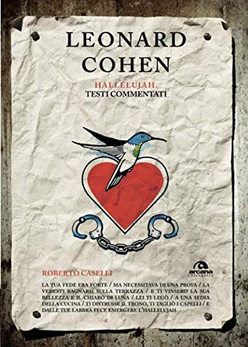 LEONARD COHEN: HALLELUJAH. TESTI COMMENTATI
