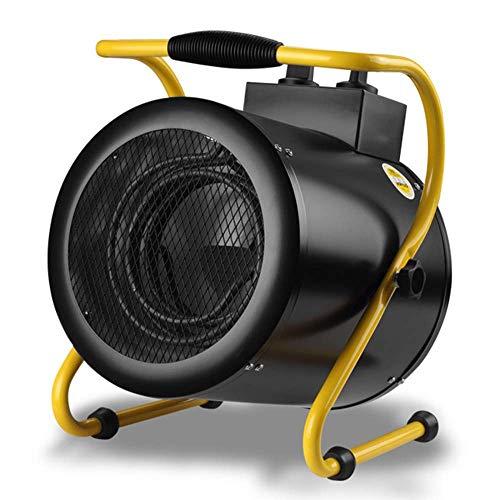 LXDDP Calentador Patio al Aire Libre, 3000wmulti-Speed Adjustment Desktop Outdoor Patio Heater, Ipx4 Waterproof, puecubrir 20-30 Metros Cuadrados Espacio, se pueusar en Interiores y Exteriores