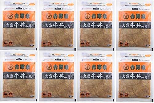 吉野家 大盛牛丼の具8食セット