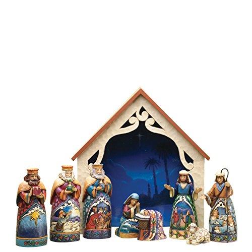 Mini Nativity Set by Jim Shore