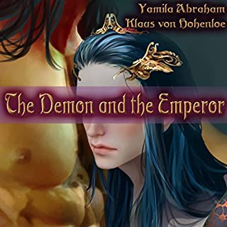 The Demon and the Emperor audiobook cover art