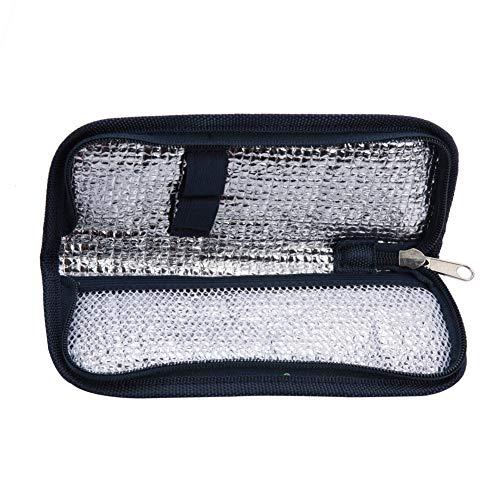 Leinggg diabetische bag-geïsoleerde koeltas voor diabetes-patiënten Medical Travel Insulated geval