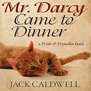 Mr. Darcy Came to Dinner cover art