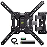 USX MOUNT Full Motion Swivel Articulating Tilt TV Wall Mount Bracket for 26-55'...