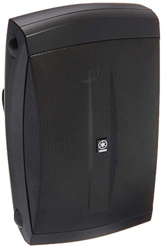 4. Yamaha NS-AW150BL 2-Way Indoor/Outdoor Speakers
