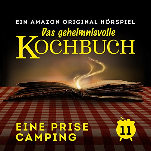 Eine Prise Camping audiobook cover art