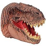 Zerodis Handpuppe Weiches Tier Gummi realistische Dinosaurier Interaktive Rollenspiele Spielzeug...