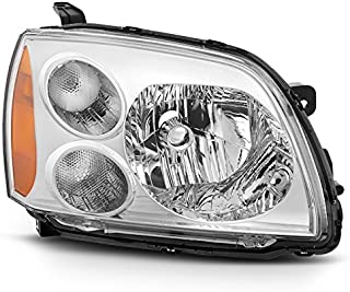 For 04-12 Mitsubishi Galant Passenger Right Side Headlight Head Lamp Front Lamp Direct Replacement