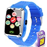[SIM Card Include] Smart Watch for Kids - Kids Smart Watch Phone for Boys Girls with Touch Screen...