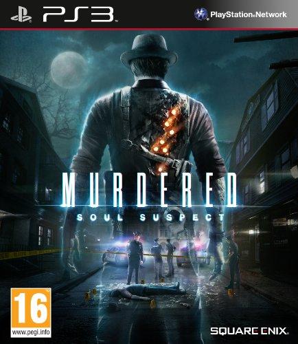 Square Enix Murdered: Soul Suspect, PS3 [Edizione: Regno Unito]