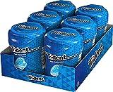 Trident Fresh Bottle Menta- Chicles sin Azúcar con Sabor a Menta - 6 Botes de 82,6 g