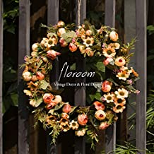 Best fall indoor wreaths Reviews
