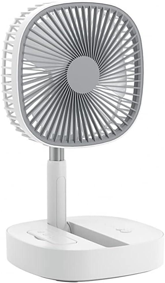 REDHONG Large-scale sale Folding Fan Retractable USB Contr Direct sale of manufacturer Multi-Function Remote