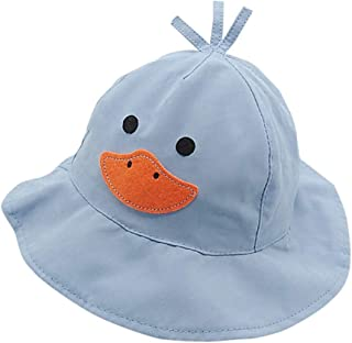 Randolly Kids Hat 👒 Toddler Baby Kids Boys and Girls Hat Children Cartoon Duck Print Cap