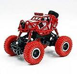 Deportes al aire libre Mini RC Off Road Car Robusto Anti-caída Todo terreno Control remoto Camión de juguete 4x4 Profesional Doble motor de alta velocidad Eléctrico Modelo de coche de rally Recarga