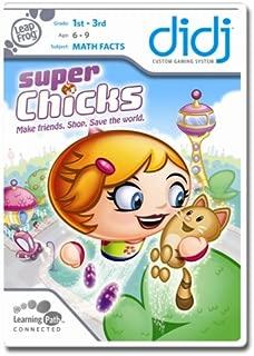 LeapFrog Didj Custom Learning Game Super Chicks!