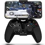 DarkWalker PS4 無線 コントローラー, Call of Duty Mobile コントローラー iOS 13以降/Android OS 10 クラウドゲーム/PlayStation 4/PC Steam 対応
