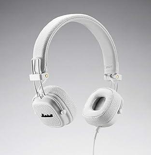 Marshall オンイヤーヘッドホン Major III ホワイト リモコン/マイク付通話対応 【国内正規品】
