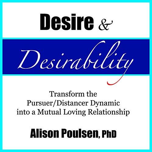 Desire & Desirability audiobook cover art