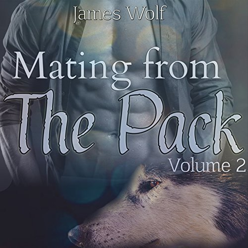 Mating from the Pack, Book 2 audiobook cover art