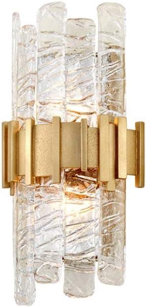 Wmdtr Simple Post-Modern Wall Lamp Philadelphia Mall Glass Miami Mall Crystal Hangi LED