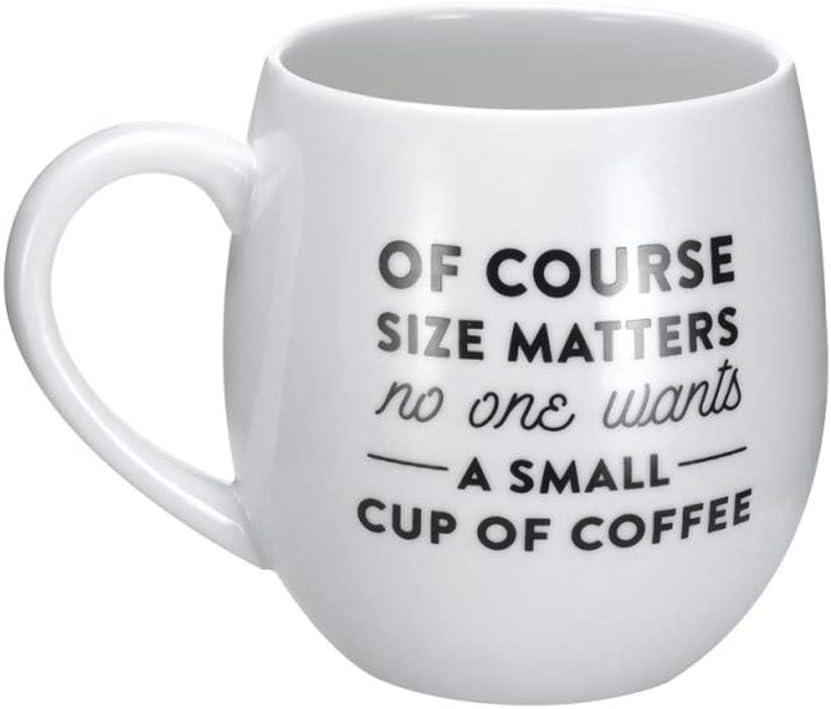Very popular Ninepeak Jumbo Ceramic Mug Wholesale - Of No One Matters Course Wants Size