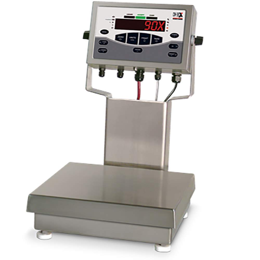 New color Rice Lake CW-90X-100 Over Under lb Checkweigher Washdown Ranking TOP3 100