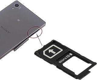Cell Phone Accessory Micro SD Card Tray for Sony Xperia Z4 / Z3+ & Z5