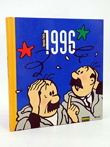 Tintin Agenda 1996 Hergé. Libro De Tapa Dura. Norma. Oferta